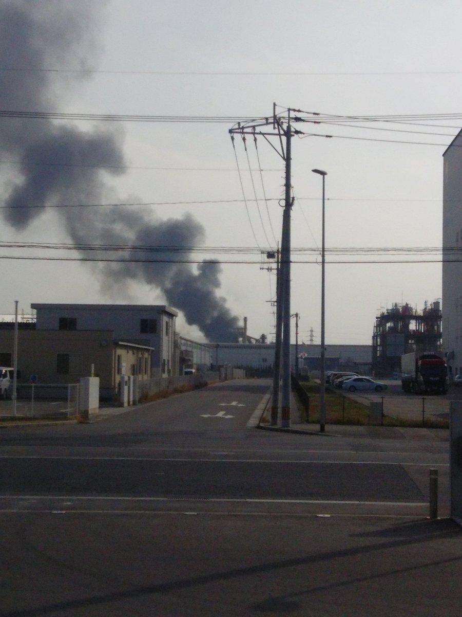 火事 どこ 北九州